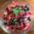 Fruit and mint salad