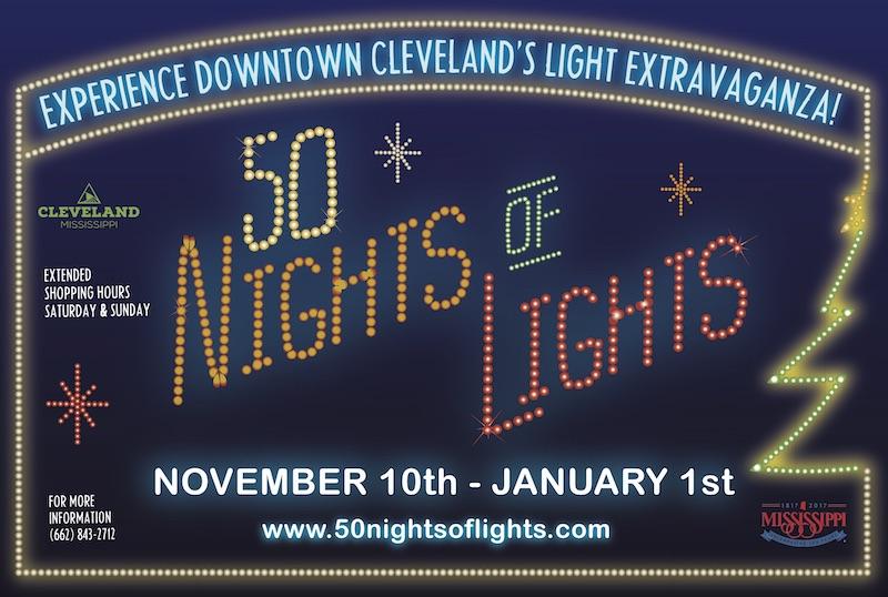 Cleveland 50 Nights of Lights