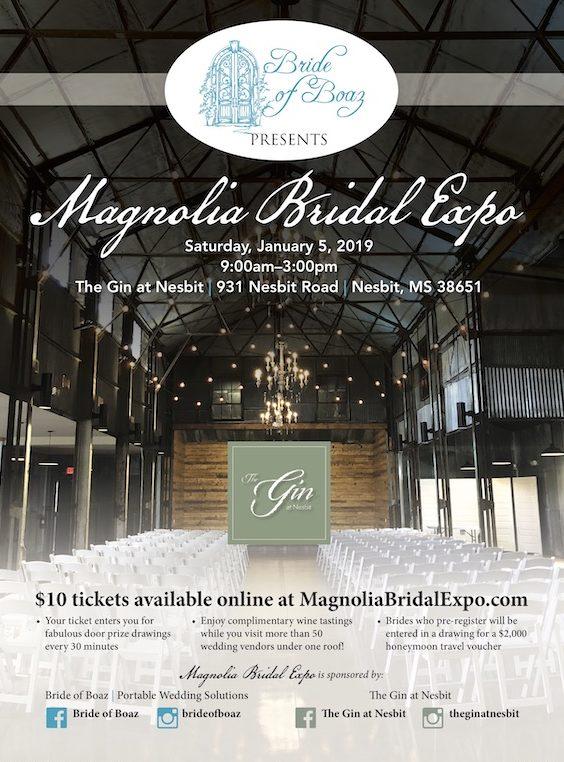 Magnolia Bridal Expo