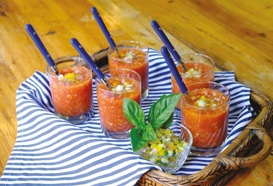 Food Gazpacho